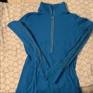 Lululemon long sleeve half zip pullover